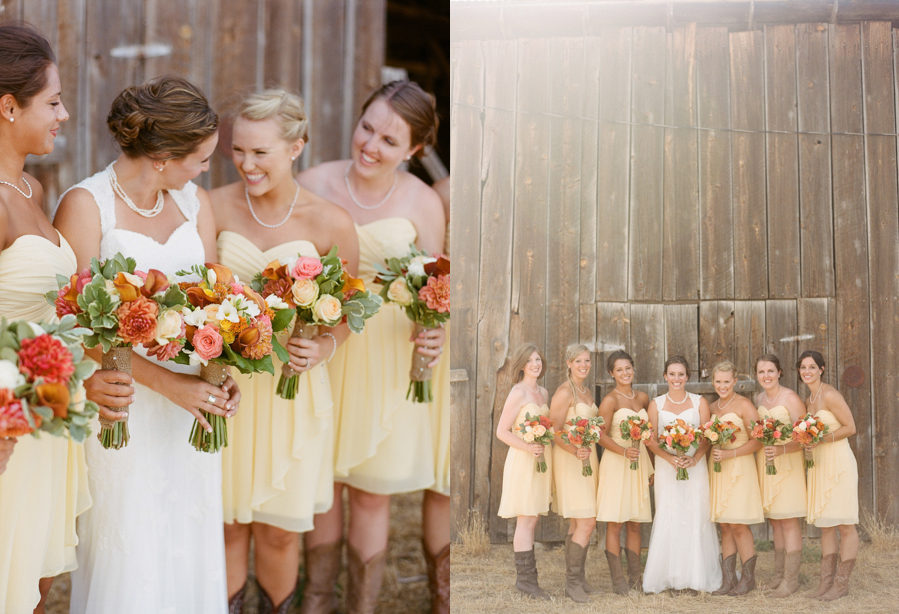 Yellow-Bridesmaids-and-Cowboy-Boots-in-Oregon.jpg