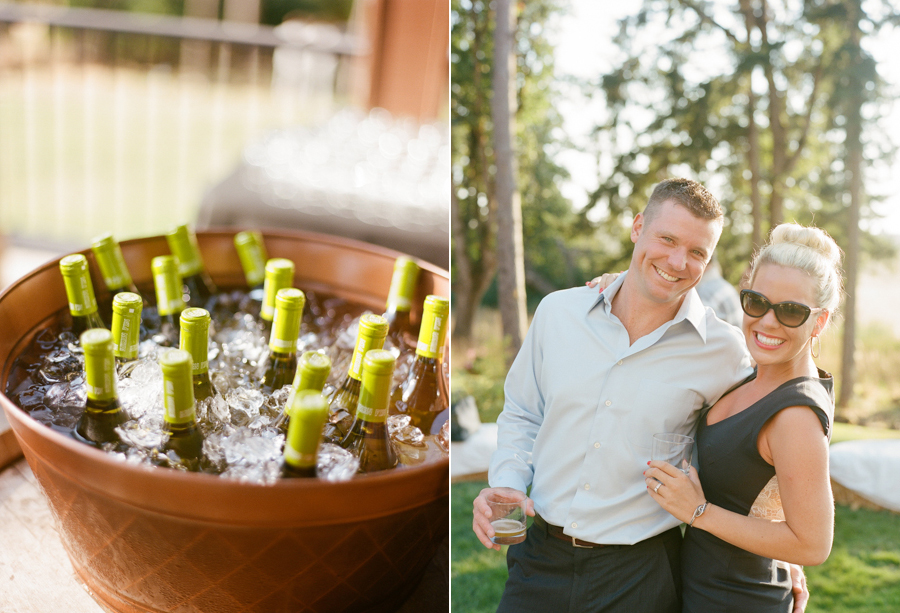 Oregon Wedding in the Woods of Salem
