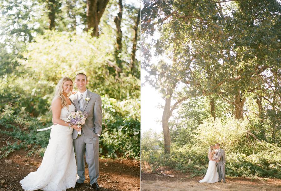 Outdoor Oregon Wedding Photographer