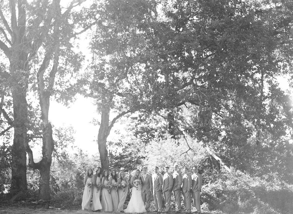 Romantic Oregon Wedding in the Woods-13