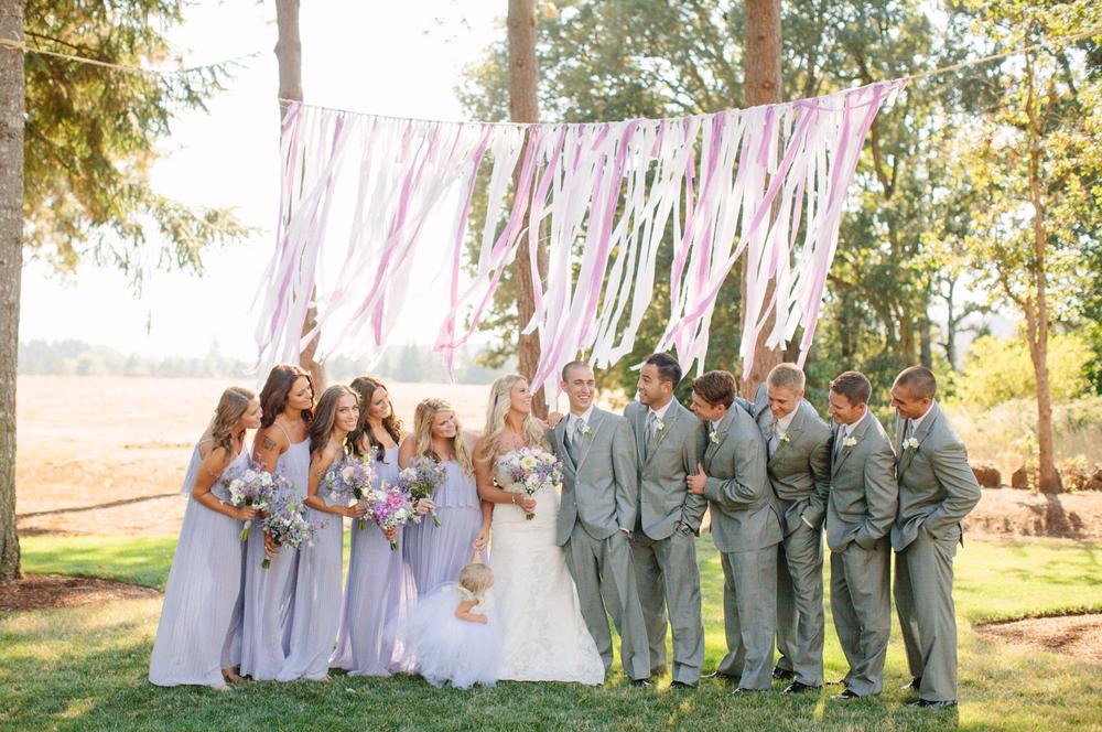 Romantic Oregon Wedding in the Woods-2