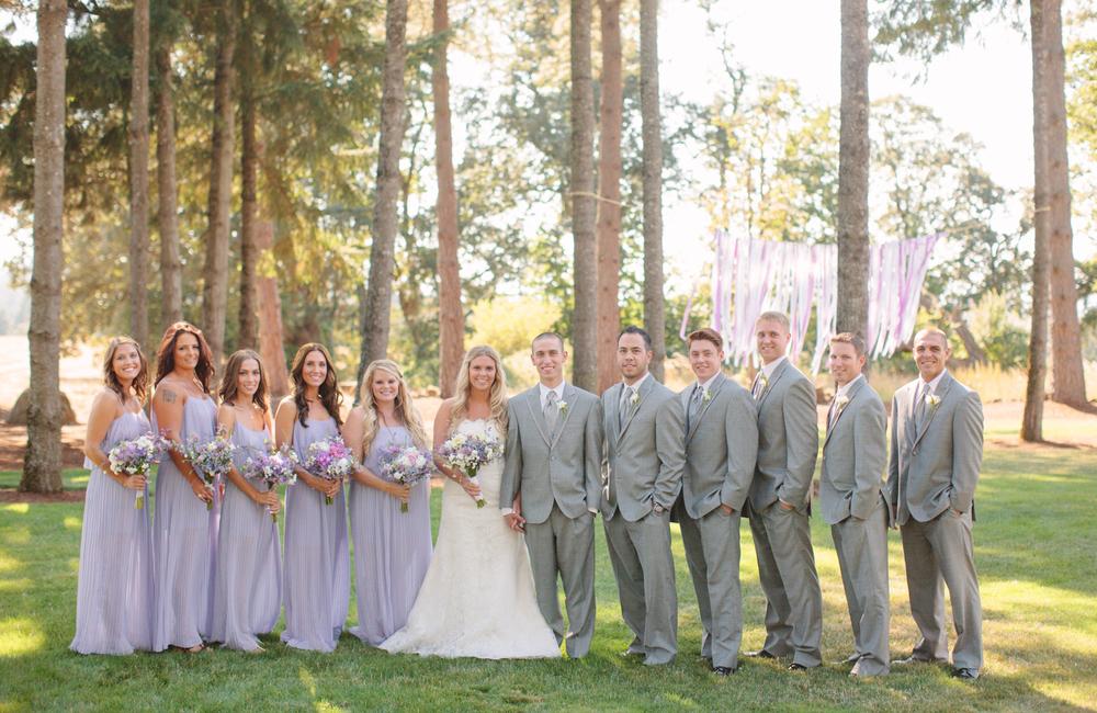 Romantic Oregon Wedding in the Woods-4
