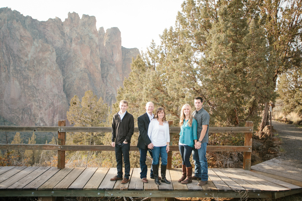 Smith Rock Family Photos -0