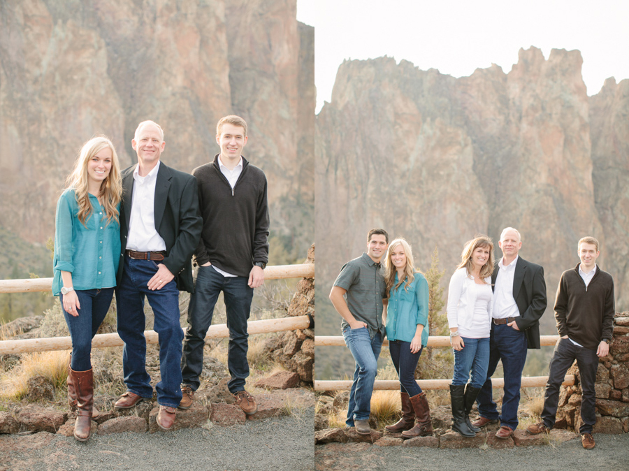 Smith Rock Family Photos -11