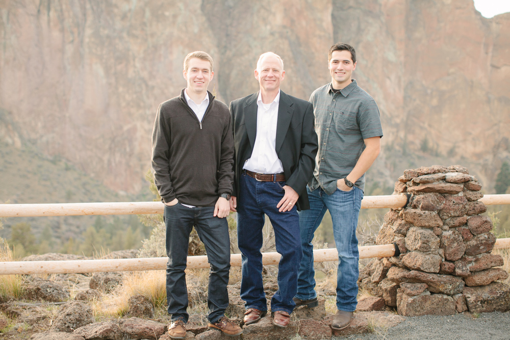 Smith Rock Family Photos -11a