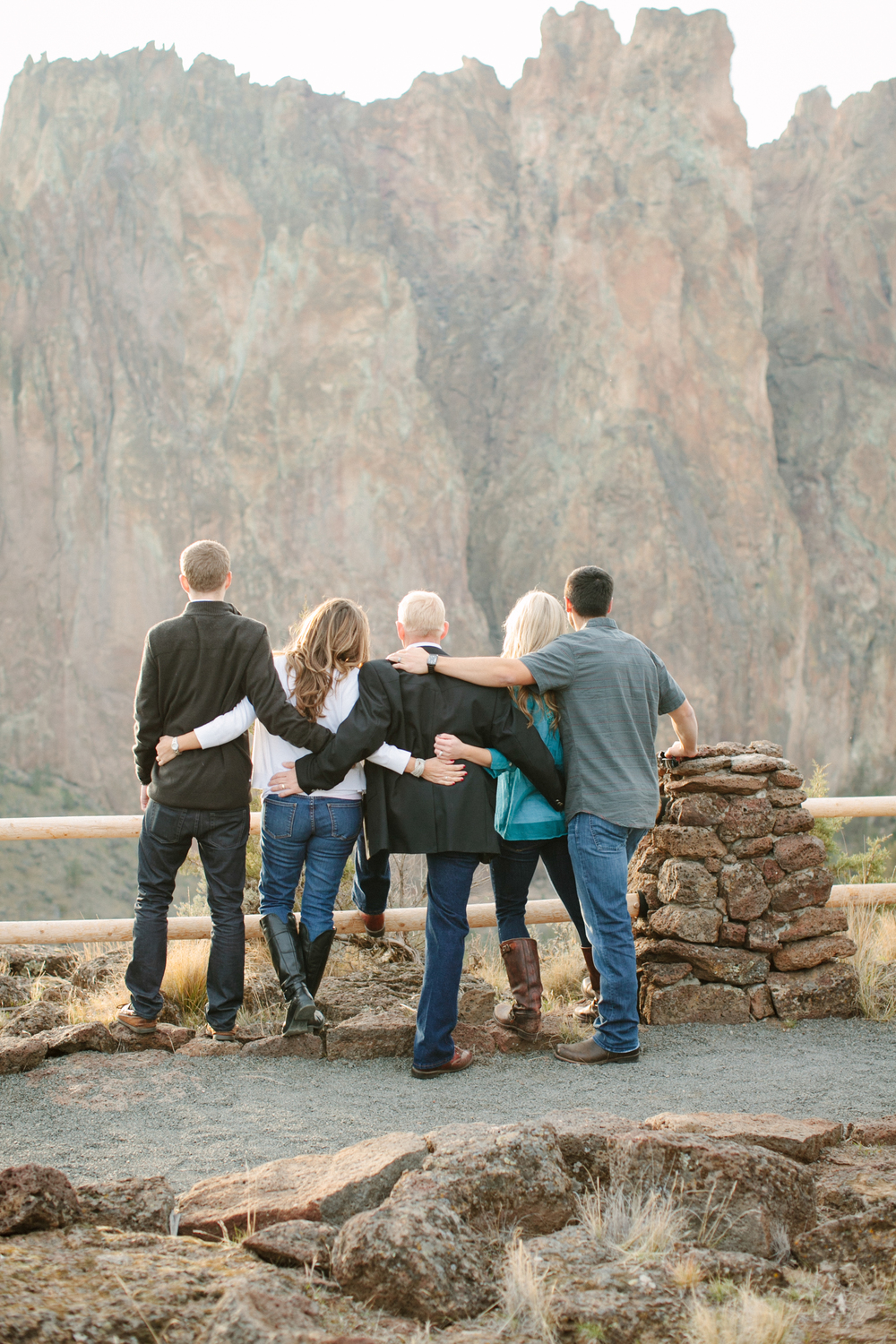 Smith Rock Family Photos