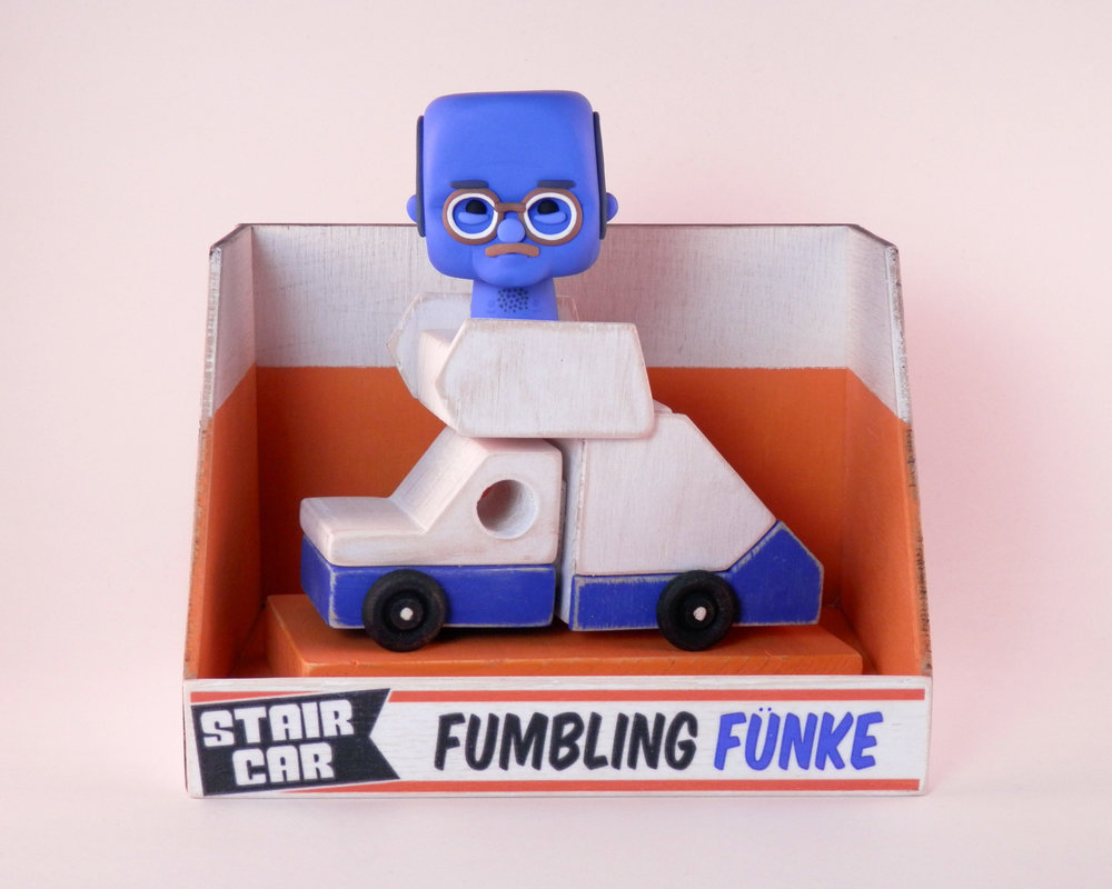 Fumbling Fünke