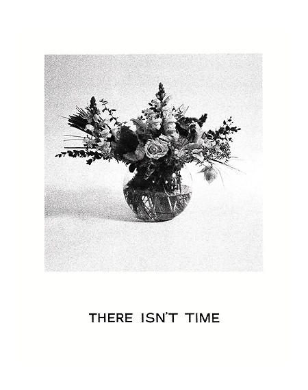 "There Isn't Time , inkjet print and acrylic on canvas, 75x60"" by  John Baldessari , from  Goya Series,"