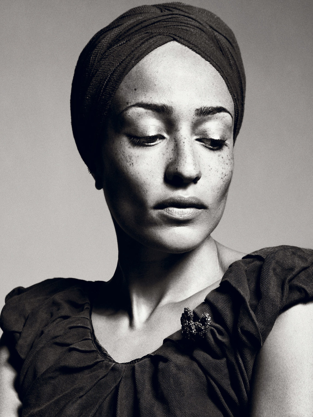 The immensely talented Zadie Smith