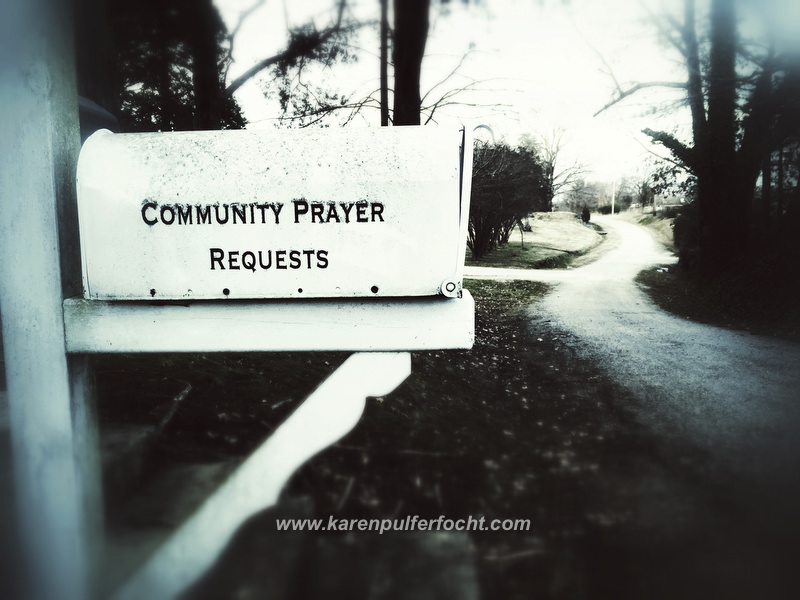 Community Prayer Requests