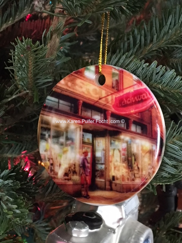 A. Schwab Ornament
