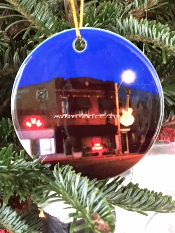 Sun Studio Ornament
