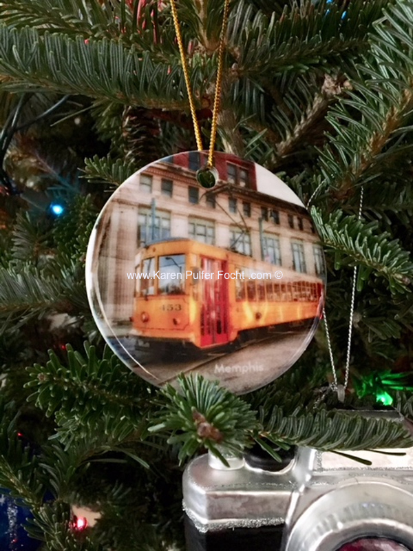 Memphis Trolley Car