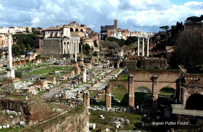 Rome Ruins ©Focht .JPG