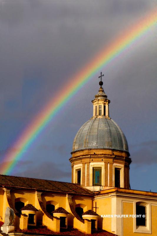 Rainbow Over Rome ©Focht.JPG