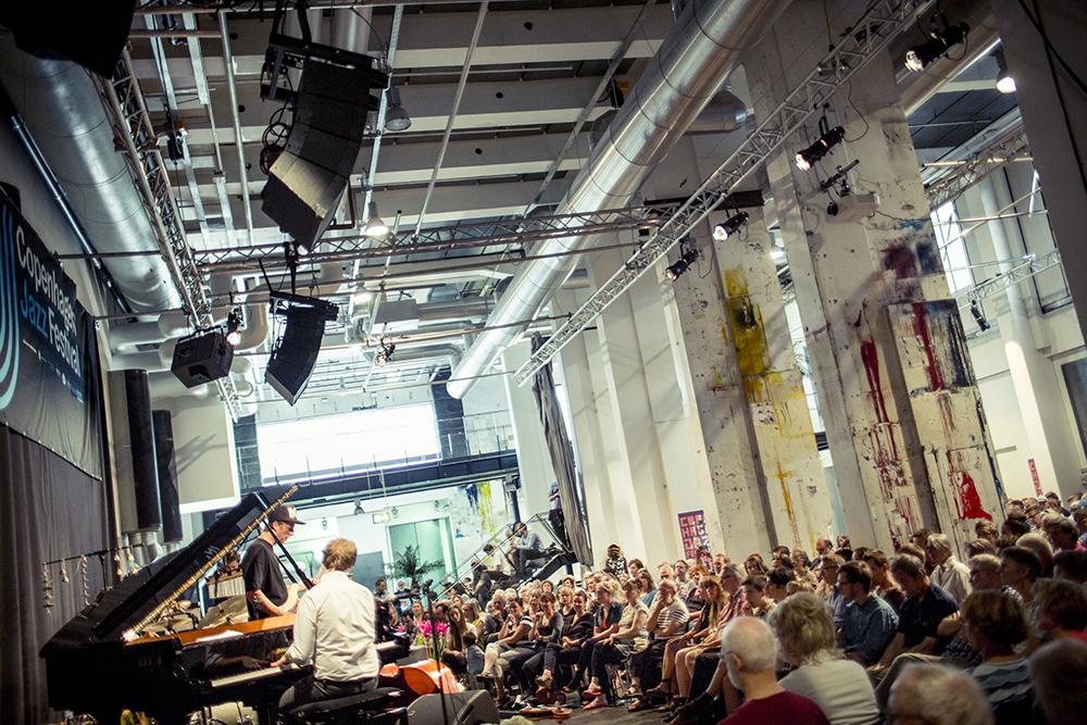 Åbningskoncert Aaron Parks Pressen - Photo: Kristoffer Juel Poulsen