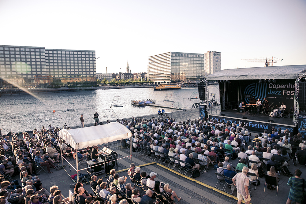 "Joshua Redman Quartet @ ""Jazz By The Sea"", Kulturhuset Islands Brygge, 2014 - Photo: Kristoffer Juel Poulsen"