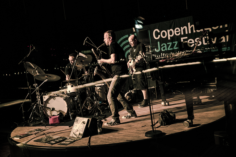 "The Thing @ ""21st Century Jazz"", Skuespilhuset"