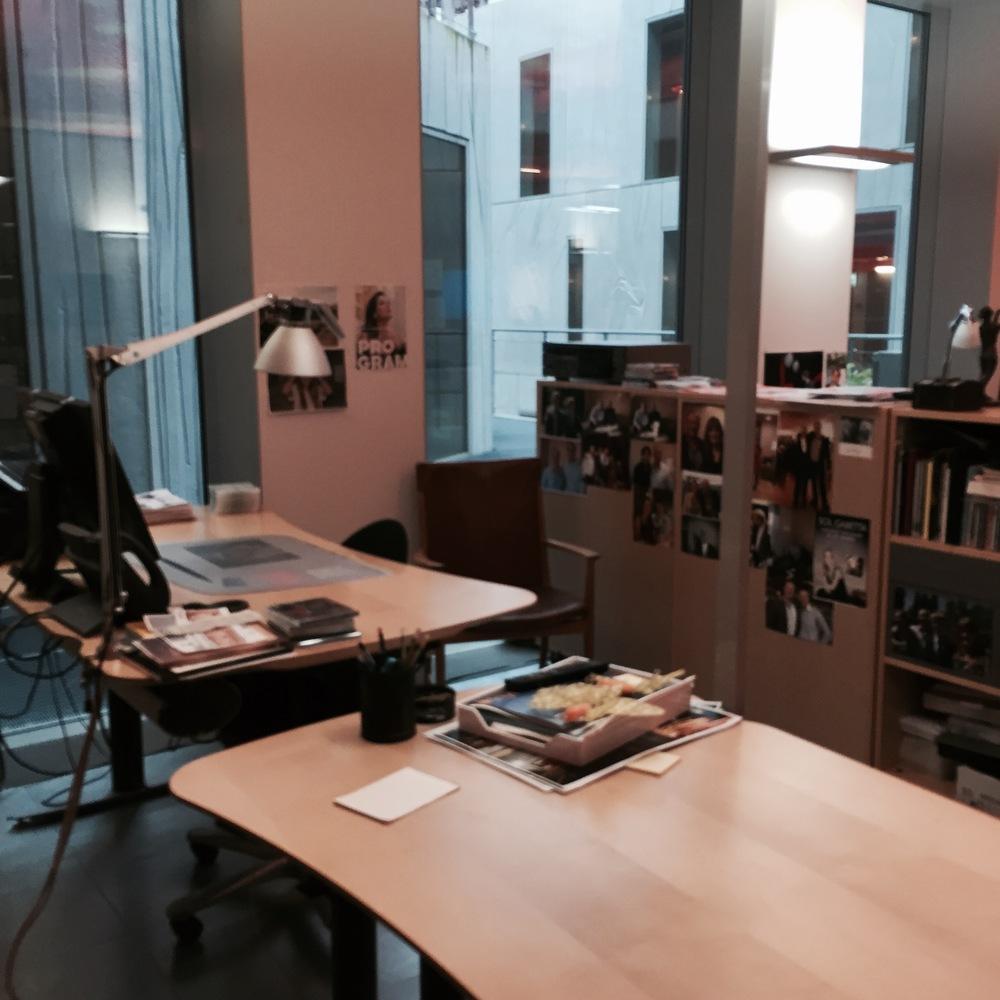 Martin的办公室