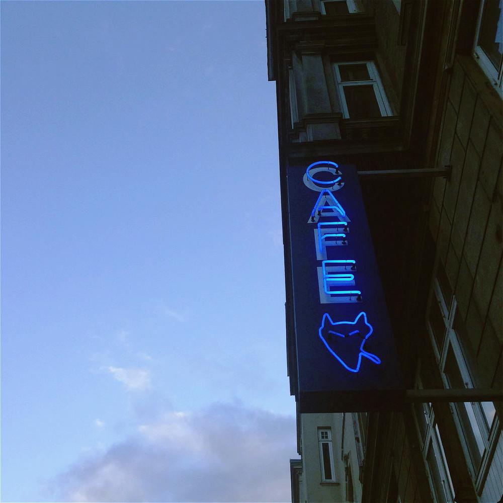 Café Den Blå Hund (Blue Dog)