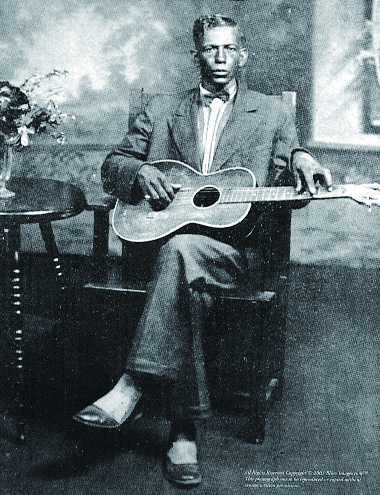 Charley Patton (1891 - 1934)