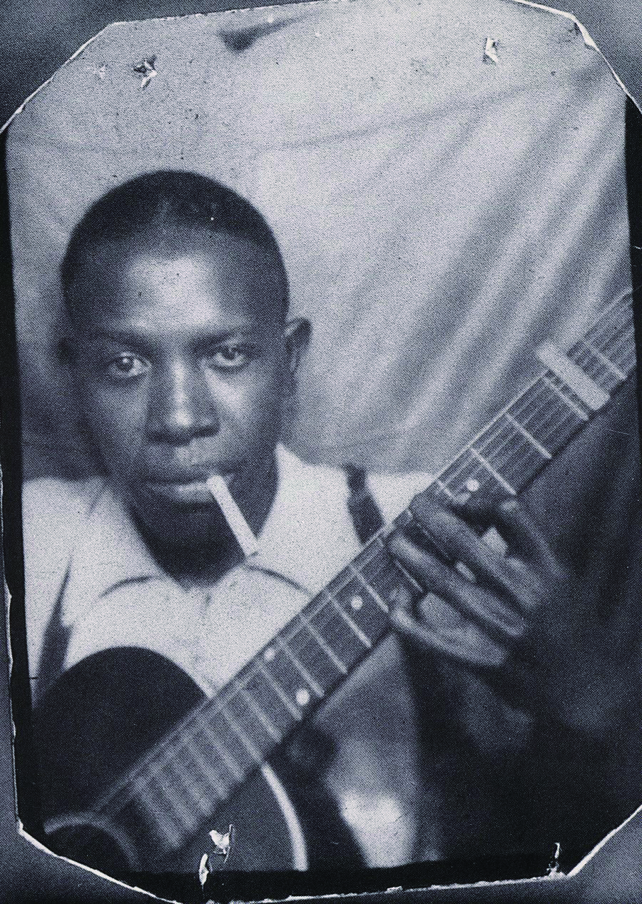 Robert Johnson(1911 - 1938)