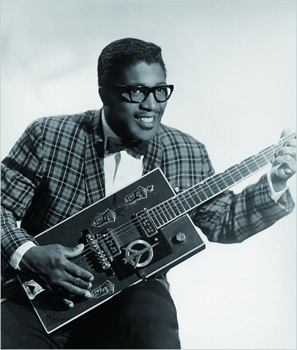Bo Diddley (1928 - 2008)