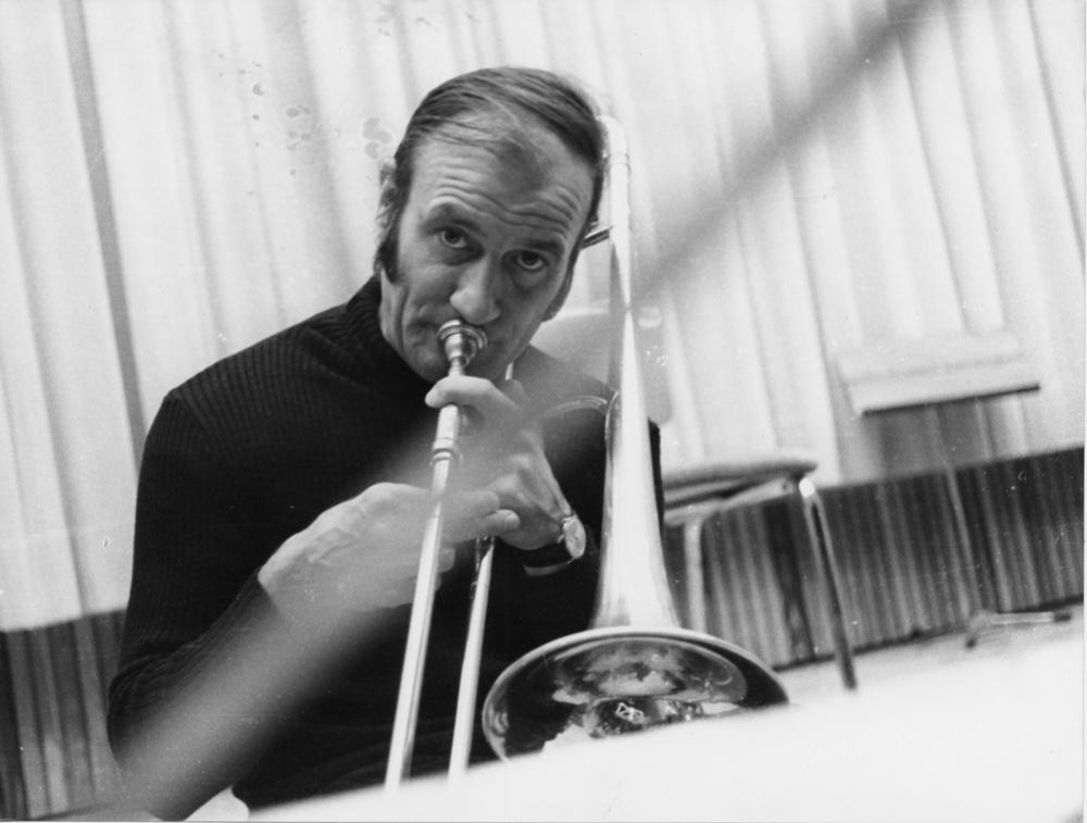 Albert Mangelsdorff (trombone)