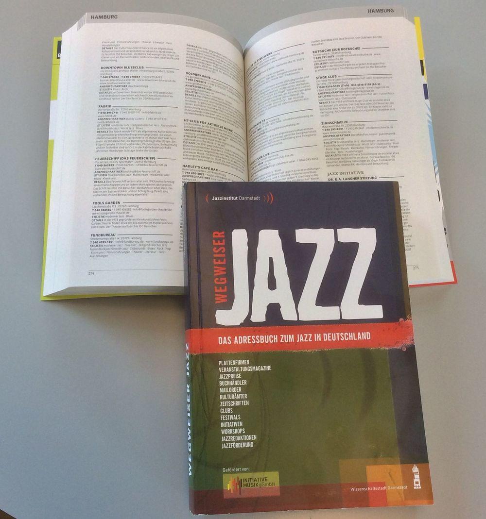 《Wegweiser Jazz(爵士指南)》