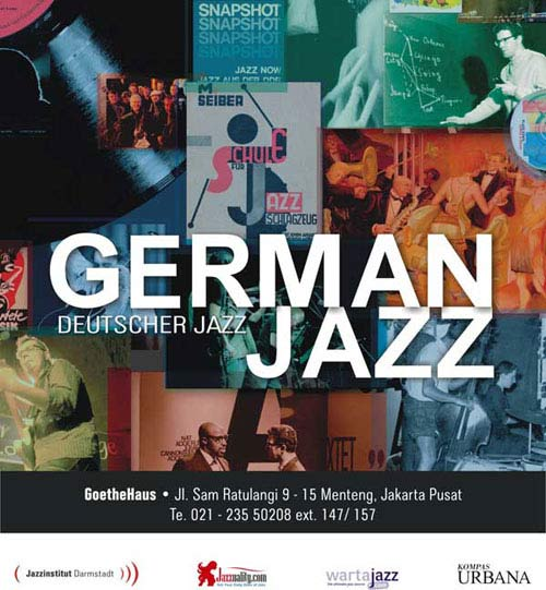 German Jazz / Deutscher Jazz(德国爵士乐)