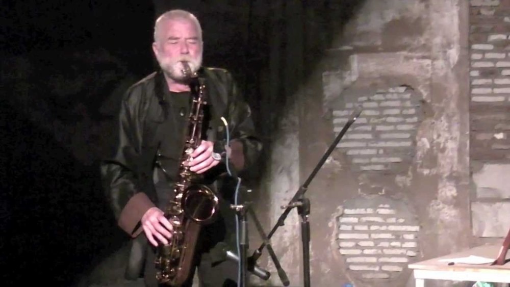 Peter Brötzmann Live in China