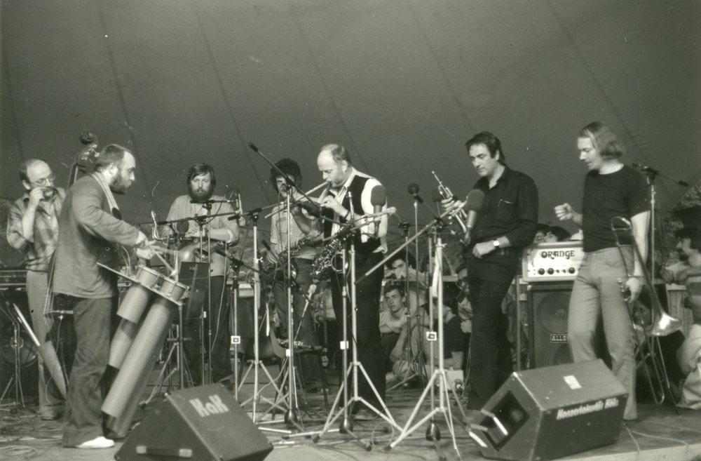 GDR-Jazz(东德爵士)