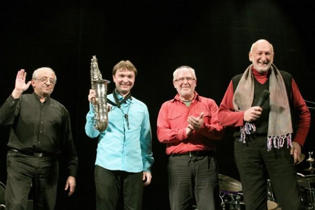现在的Ganelin Trio与Leo Feigin