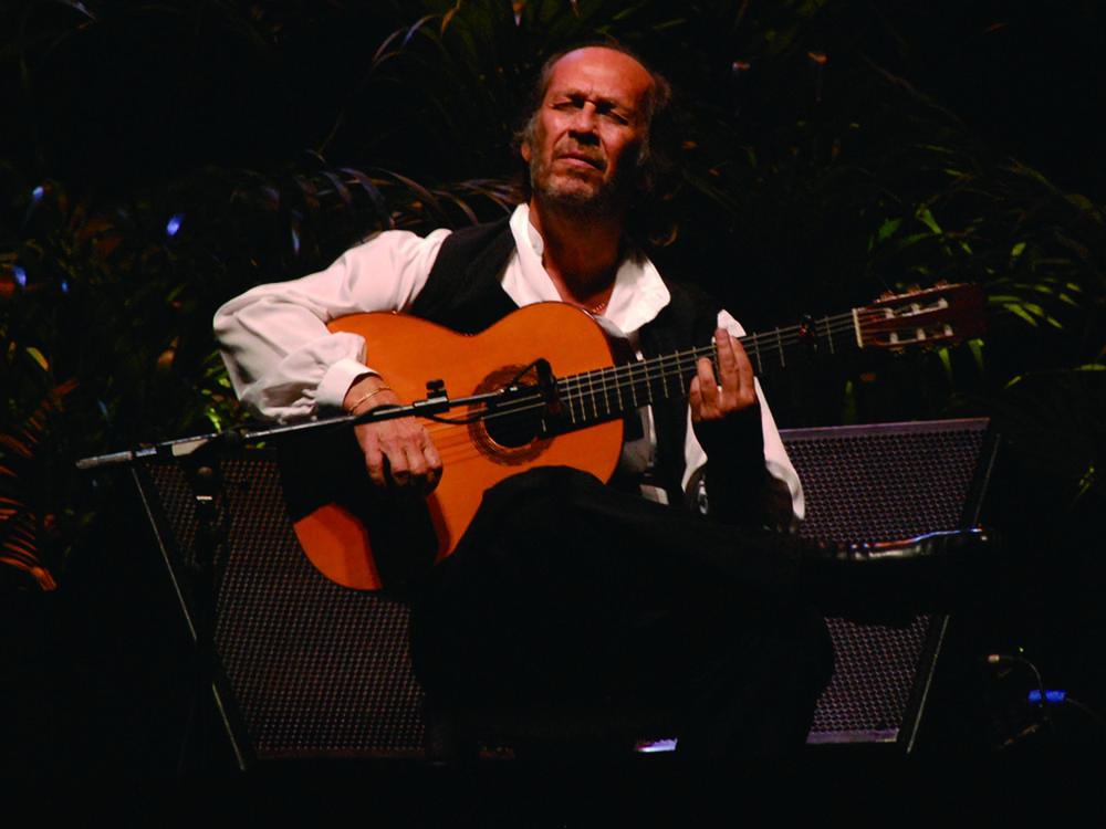 Paco de Lucía 帕科·德卢西亚(1947-2014),西班牙弗拉明戈吉他大师