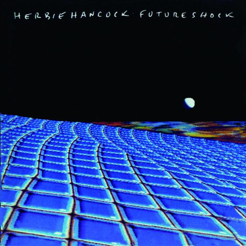 Herbie Hancock于1983年出版的专辑《Future Shock》封面