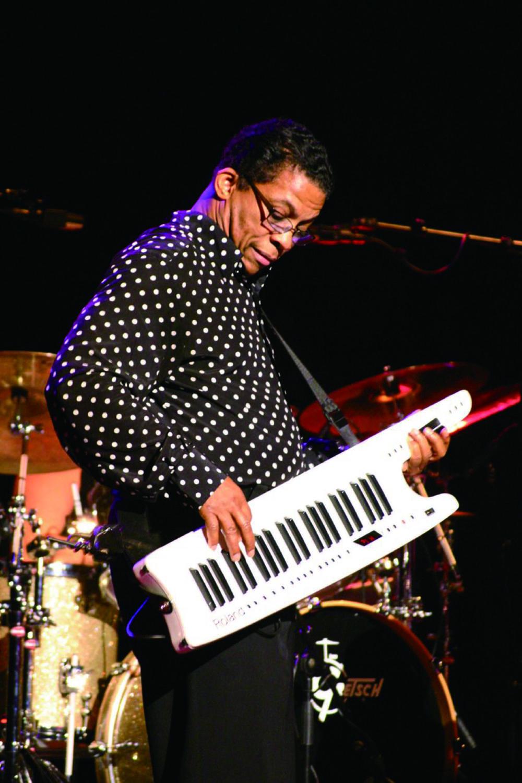 Herbie Hancock 赫比·汉考克(1940- ),美国爵士键盘手