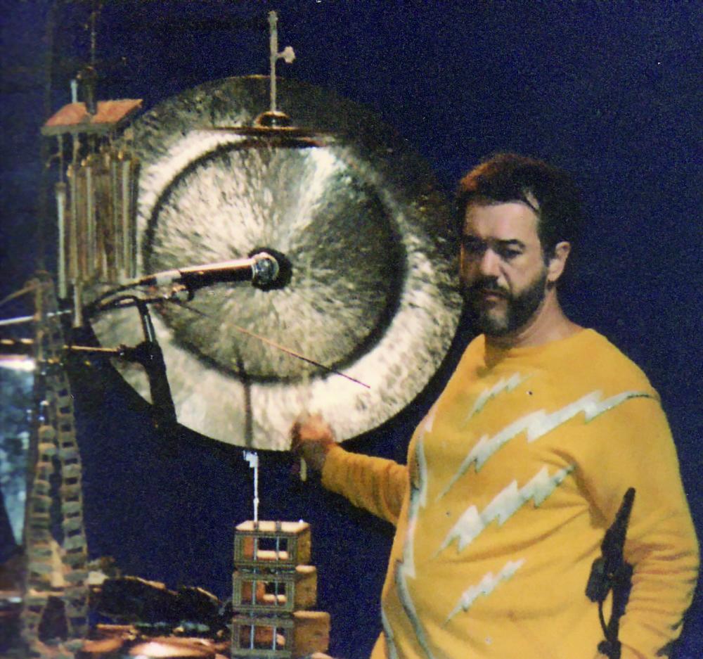 Airto Moreira艾尔托·莫雷拉(1941- ),巴西打击乐手
