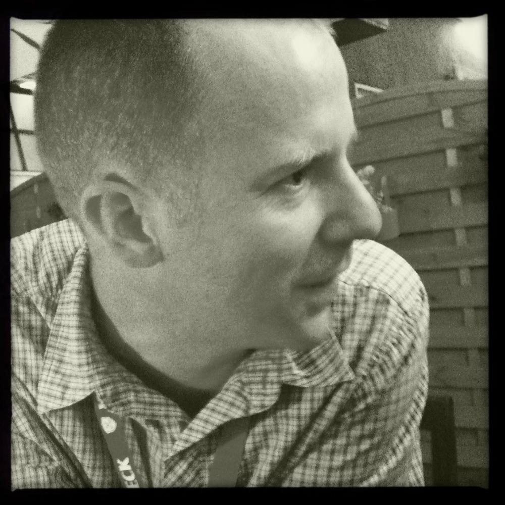 Tony Whyton,英国爵士研究中心经理。