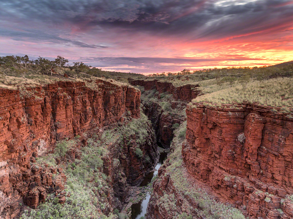 Karijini National Park Morden O Hare Photography