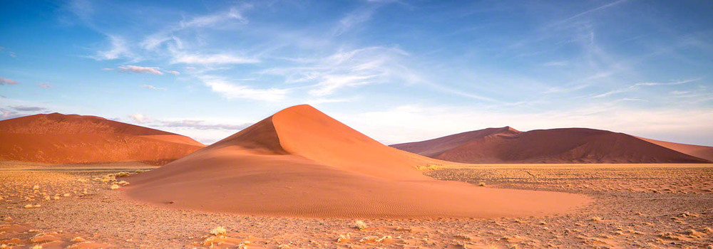 Dunes (Stitched Panorama)- Canon 5D MarkIII, TS-E24mm, f16, 1/5 sec, ISO 100