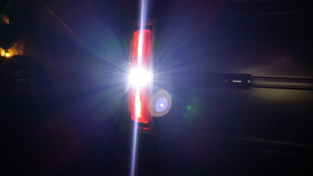 F150 LED CREE Reverse Light