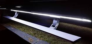 F150 running board Automatic Step Lights Image