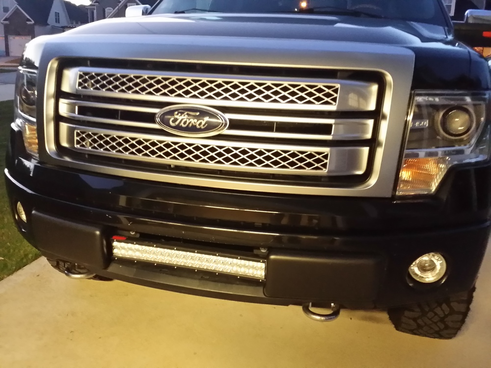 Watch additionally 2008 2009 2010 F250 F350 Performance Parts likewise Jeep Jk Raptor Style Grill Lights Love Hate in addition 41550 2015 2016 F150 Rigid Industries RDS Series Off Road LED Grille Kit likewise 2017 Raptor Style Led Grilles 04 08 F 150 09 14 F 150 15 F 150 A 324259. on led grill lights ford raptor