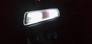 F150 Rear Cargo Lamp LEDs