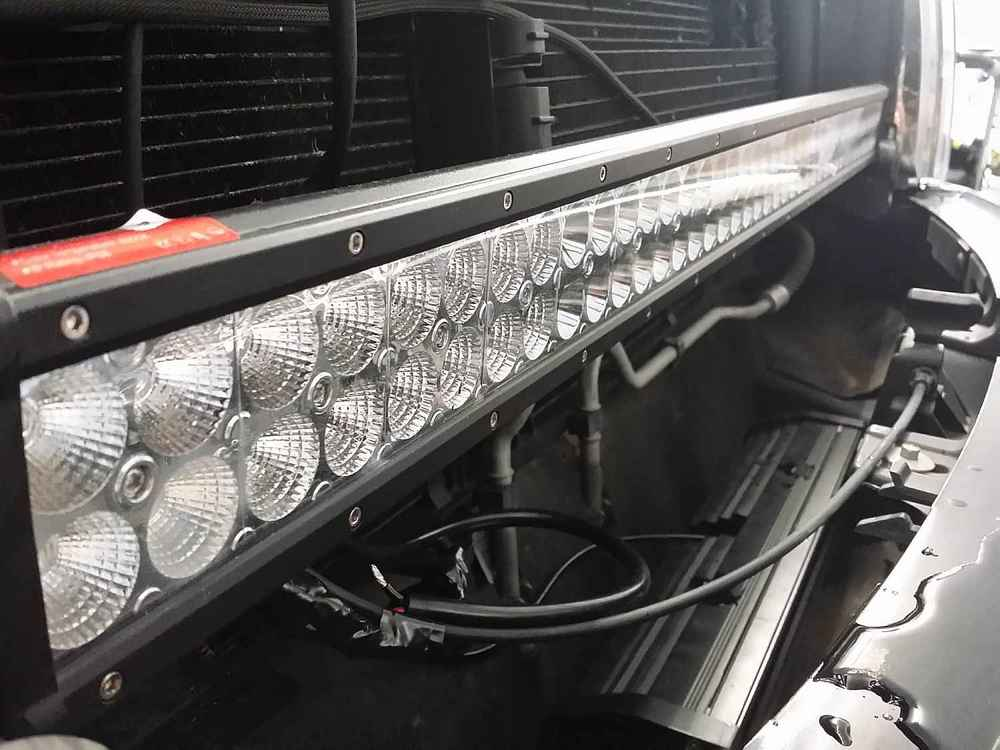 F150 Behind the Grill LED Bar