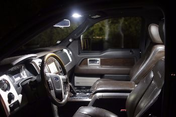 F150LEDs F150 Interior Front Map LED Light