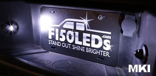 MKI F150LEDs F150 LED Tag License Plate Lights
