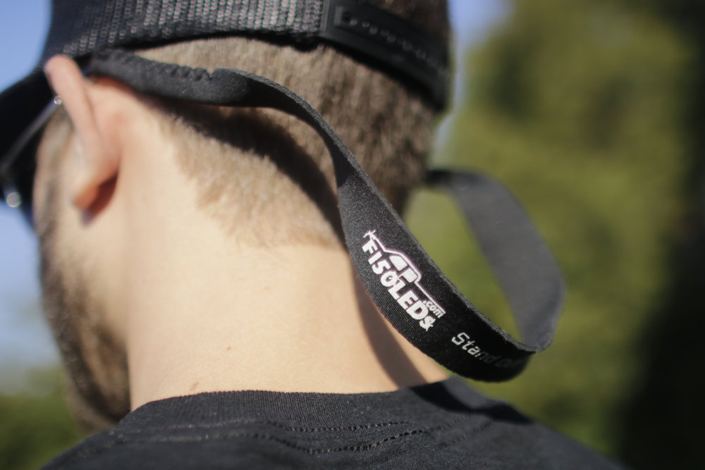 Glasses Safety Retention Strap