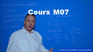 MCMaths Cours M07