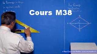 cours M38 Losange un outil magique